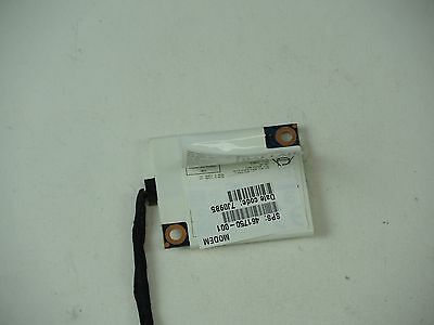 HP Elitebook 2530P 56K Dial Up Modem W/Cable 461750-001