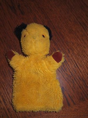 Vintage Sooty glove puppet-Chad Valley