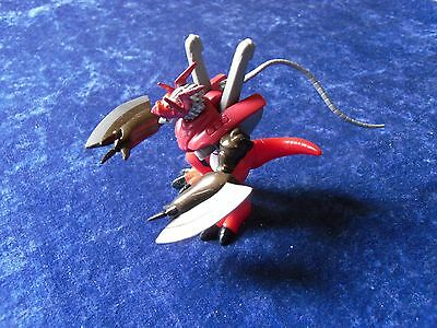 """Digimon Action Figure 2½"""" by Bandai 2001 [81]"""