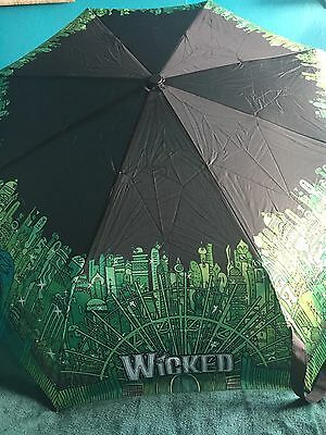 Wicked the Musical Umbrella