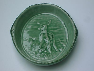 WADE Deer Trinket Dish, Very Good Condition with Original Box. Free UK Postage