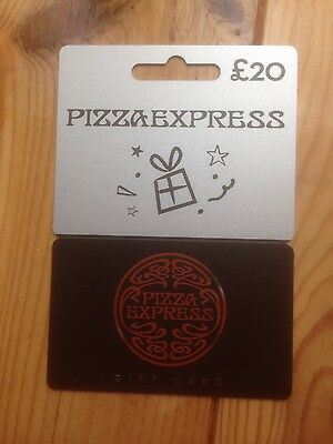 Pizza Express Gift Card £20