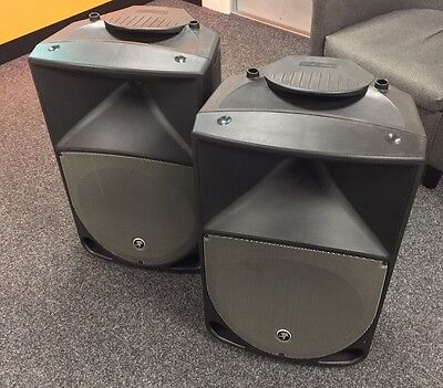 Mackie Thump TH-15A - Pair of Active Speakers