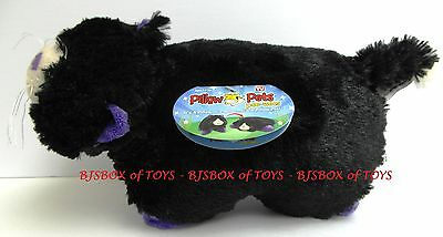 """Pillow Pets Pee-Wees Curious Cat 11"""" Soft Cute Cuddly Stuffed Toy New NWT"""