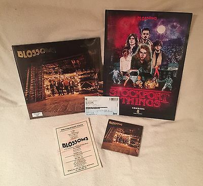 The Blossoms Debut Release Bundle - VERY RARE