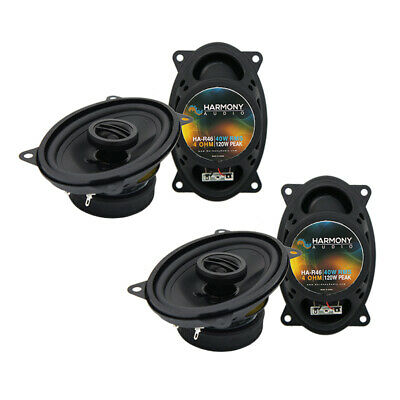 BMW 5 Series 1979-1989 Factory Speaker Replacement Harmony (2) R46 Package New