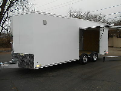 ATC RAVEN 8.5x20+2 9990 GVWR Aluminum Trailer IN STOCK!  2017 MODEL CLEARANCE!