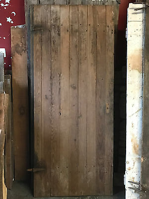 Antique Barn Wood Door 69 3/8 x 29 1/8""