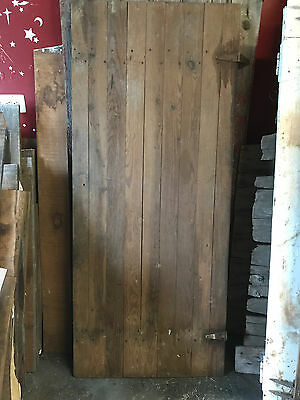 "Antique Barn Wood Door 69 1/4"" x 29 1/4"""