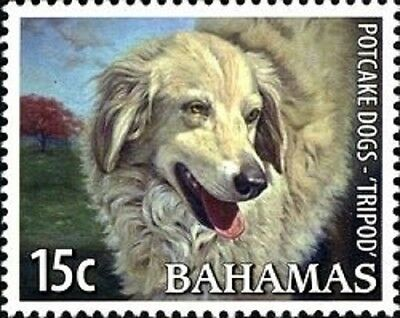 Bahamas - 2009 - Potcake dog - Full sheet of 50 stamps - MNH