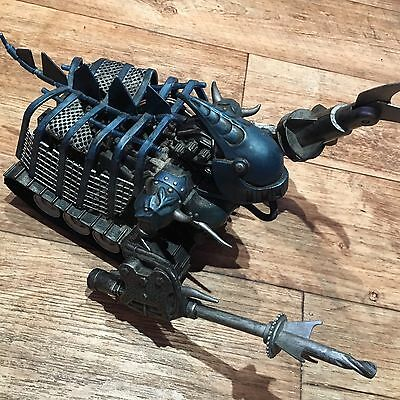 Robot Wars series back Extra Large Sir Killalot No Battery Pack And Remote