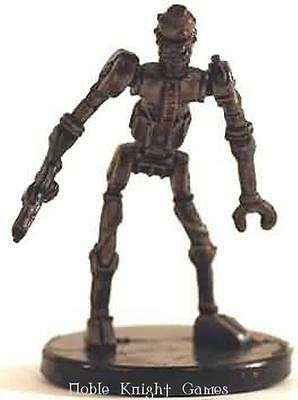 WOTC Star Wars Minis Clone Wars IG-86 Assassin Droid SW