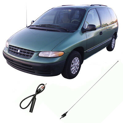 Plymouth Voyager 1996-2000 Factory OEM Replacement Radio Stereo Custom Antenna