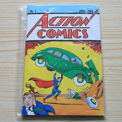 Superman Action Comics #1 Reprint 1st Appearance Loot Crate DC NEW Sealed