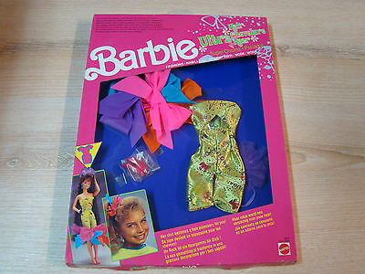 Barbie Vintage - Ultra Chevelure/hair - Ref: 3823 - Mattel 1991 - Neuf -