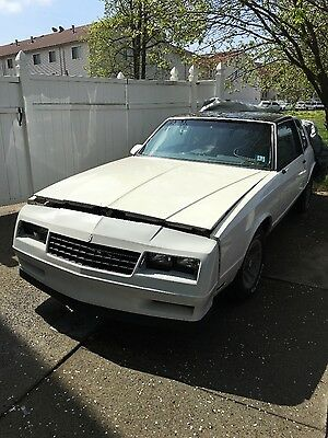 1986 Chevrolet Monte Carlo Ttop SS 1986 Monte Carlo SS with T Tops