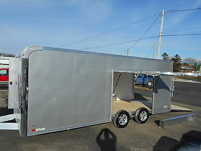 ATC RAVEN 8.5x20 7700 GVWR Aluminum Trailer IN STOCK!  2017 MODEL CLEARANCE!
