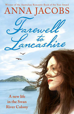 Farewell to Lancashire, Anna Jacobs