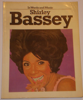 Shirley Bassey - In words and music