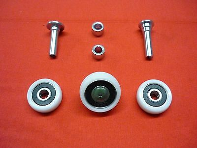 Peugeot Boxer Side Sliding Loading door roller runner guide ball bearing bottom