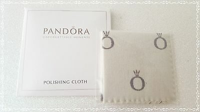 Brand New Pandora Jewellery Polishing Cloth