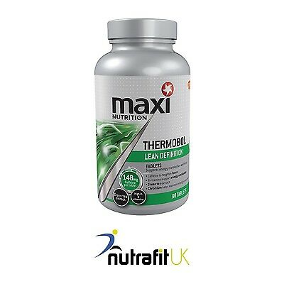 MAXINUTRITION THERMOBOL LEAN DEFINITION 90 tabs fat burner diet pills weight