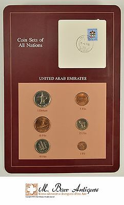 Coin Sets Of All Nations - United Arab Emirates *593