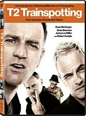 T2: Trainspotting (2017, DVD NEW)
