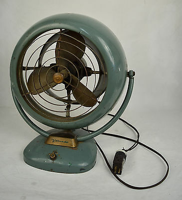 Vornado Fan 38C2-1 3 Speed Mid Century Modern Industrial Works Vintage