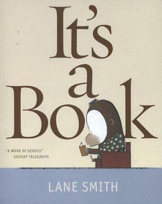It's A Book! by Lane Smith | Paperback Book | 9780330544023 | NEW