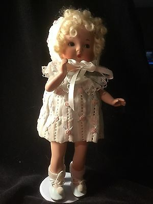 "Vogue 10"" ""Just Me"" Reproduction Doll Limited Edition Older Collectible"