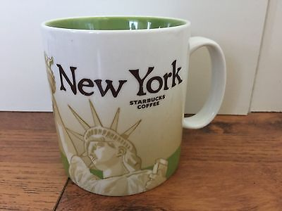 Starbucks Cup New York City Collector Series 2009