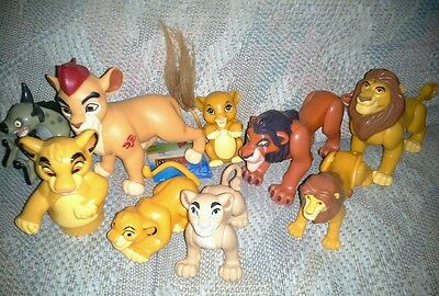 Disney Lion King Figures Lot