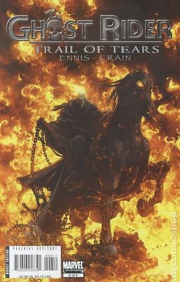 Ghost Rider Trail of Tears (2007) #6 VF