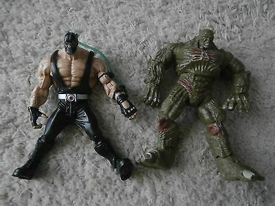 Marvel And Dc Comics Action Figures X 2.