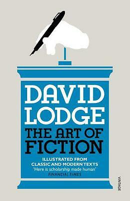 The Art of Fiction by David Lodge | Paperback Book | 9780099554240 | NEW