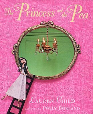 The Princess and the Pea by Lauren Child | Paperback Book | 9780141500140 | NEW