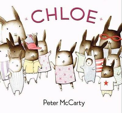 Chloe by Peter McCarty Hardcover Book (English)