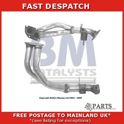Bm70166 Exhaust ( Front Pipe )