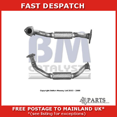 Bm70369 Exhaust ( Front Pipe )