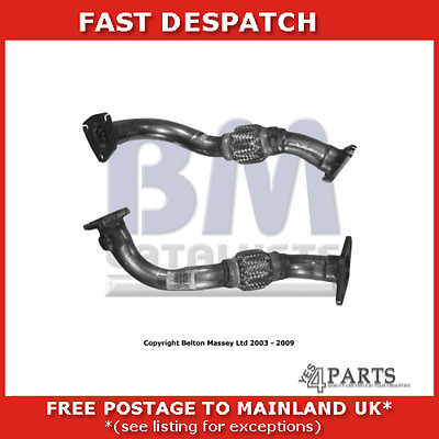 Bm70482 Exhaust ( Front Pipe )