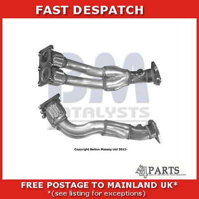 Bm70493 Exhaust ( Front Pipe )