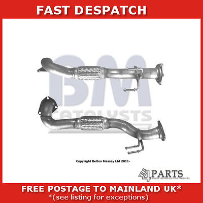 Bm70563 Exhaust ( Front Pipe )