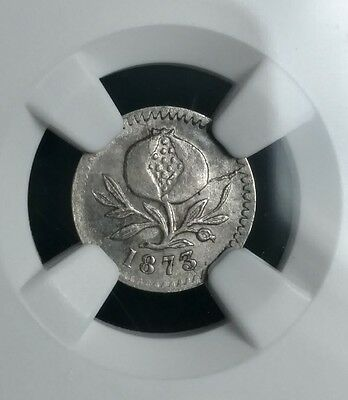Nice find! Colombia - NGC MS63 - 2 1/2 Centavos 1873 Bogota - Silver Coin