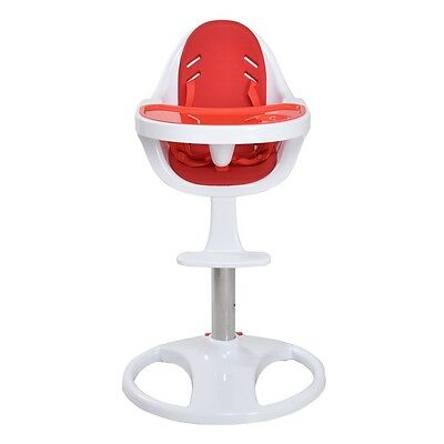 Adjustable Height Durable Baby Child Feeding Dining Pedestal High Chair 3 Colors