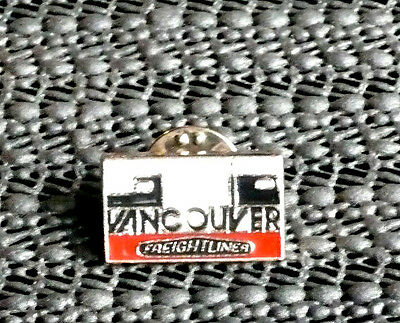 Freight Liner Vancouver BC Canada Pin