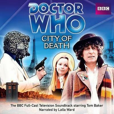 Doctor Who: City of Death (4th Doctor TV Soundtrack) by Agnew, David | Audio CD
