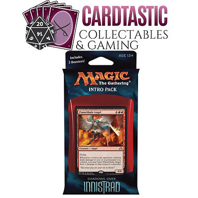 Magic the Gathering Shadows Over Innistrad Intro Pack Angelic Fury