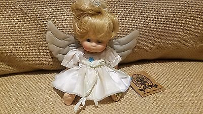 Classic Creations Porcelain  Angel doll