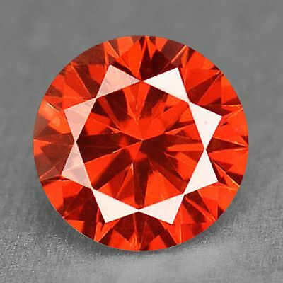 0.09 Cts Fancy Rare Sparkling Quality Red Natural Loose Diamond investment VS2